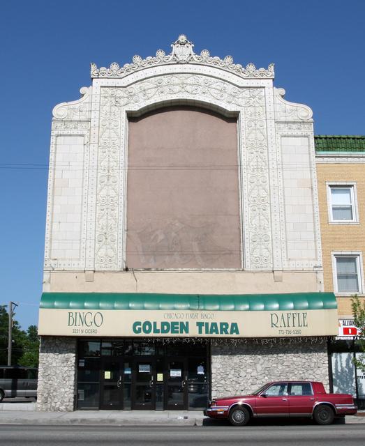 Belpark Theatre, Chicago, IL