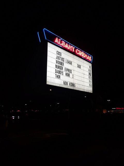 Albany Cinemas