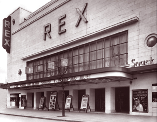 Rex Cinema 1937