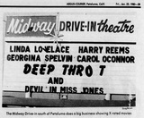 Midway Drive-In 1980