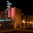 Edison Theatre at night, Fort Myers, Florida