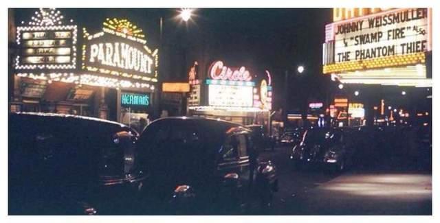 1946 photo courtesy Matt Suzon.