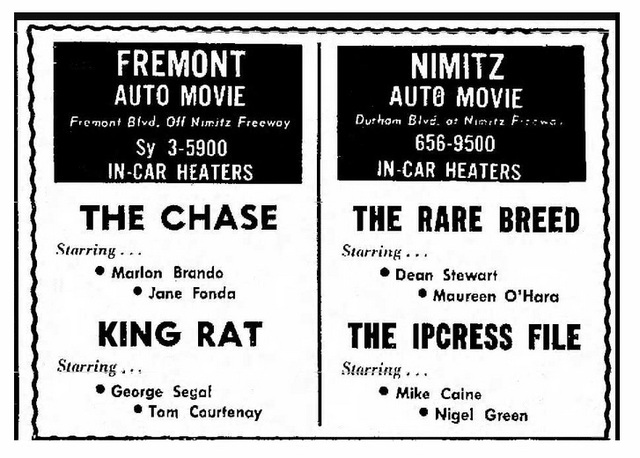 Fremont Auto Movie