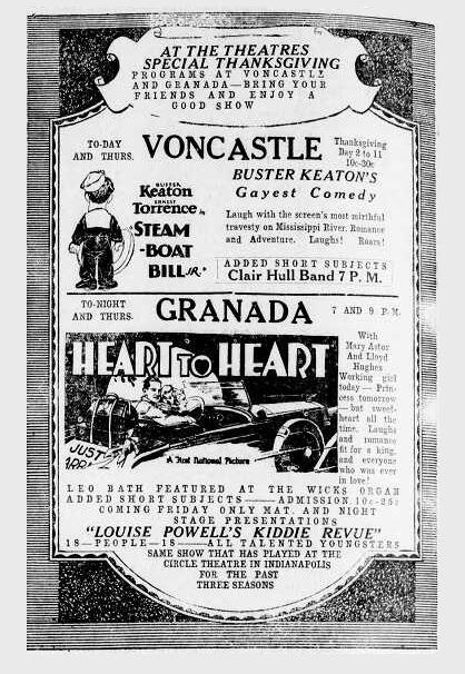 Von Castle Theatre