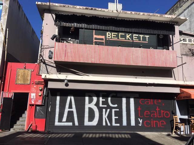 Teatro La Beckett (Facade)
