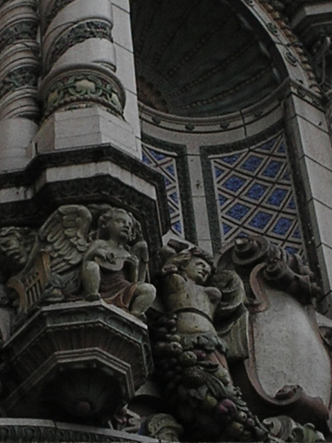 Terra Cotta detail