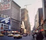 January 21, 1972 photo courtesy 70s/80s New York City Facebook page.