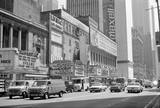 42nd Street entrance 1985 to Rialto far right, photo courtesy 70s/80s New York City Facebook page.