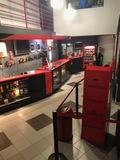 Lobby and concessions, Cinéma Le Méliès