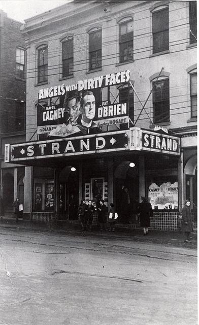 Circa 1938 photo via Jim Murray.