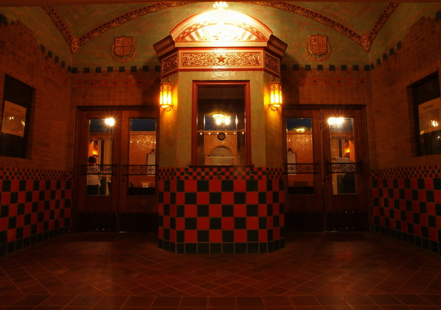 Texas Theatre Interior