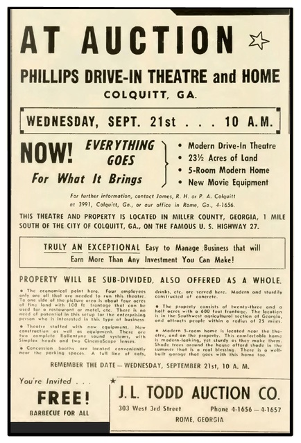 Phillips Drive-In
