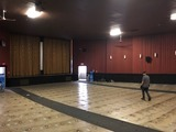 Paramount auditorium without seats