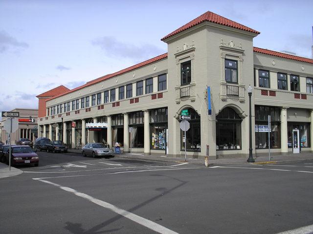 Commercial block
