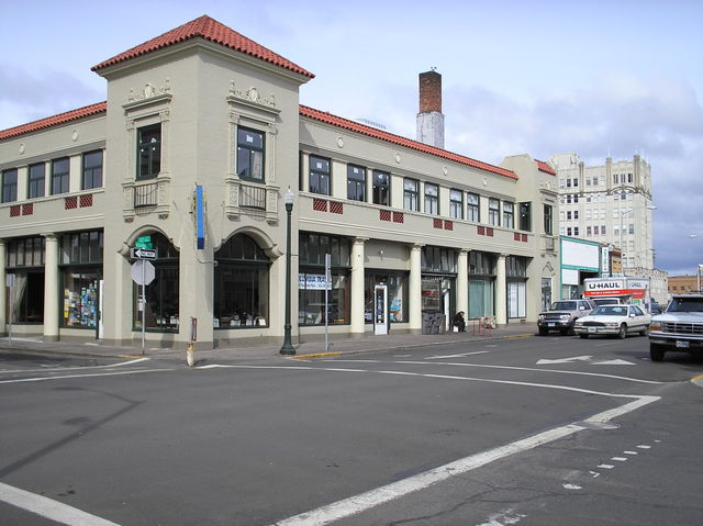 Commercial block