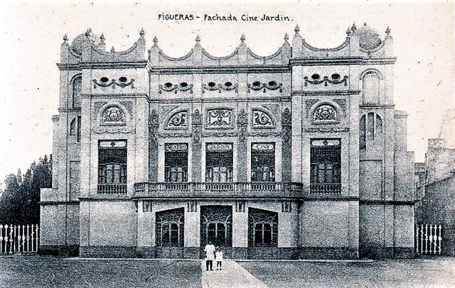 Teater Municipal El Jardi