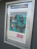 Original One Sheet Posters Outside & Inside Lobby New Beverly