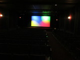 Inside Screen 1.85 Masking Set New Beverly Cinema