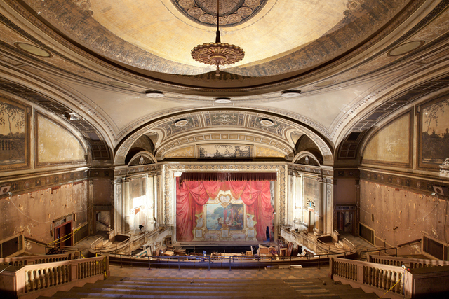 Loew S Majestic Theatre In Bridgeport Ct Cinema Treasures