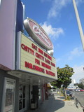 Marquee New Beverly Cinema