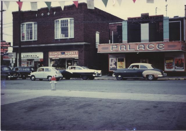 Palace Theater circa 1956
