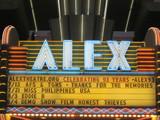 Fox Alex Theatre Glendale CA Marquee
