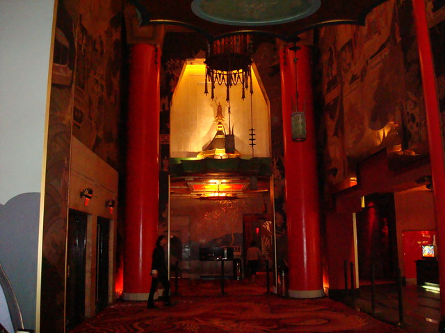 The Chinese Theatre Lobby