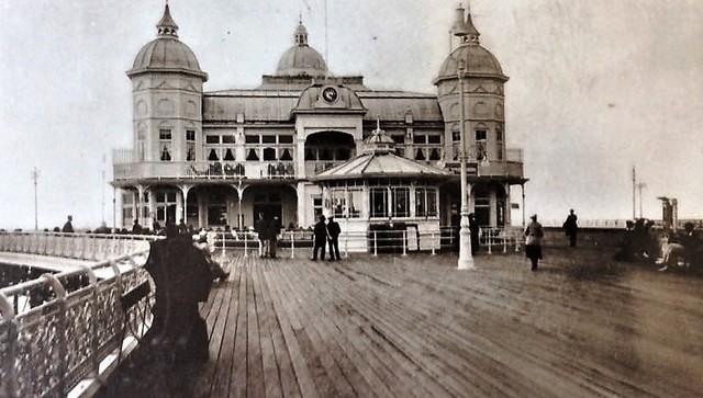 Grand Pier Pavilion Theatre