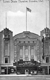 Lowe's State Theatre, Eureka CA (1921)
