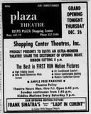 Grand Opening - First Newspaper Ad