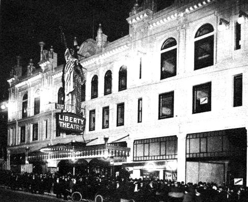 Liberty Theatre exterior