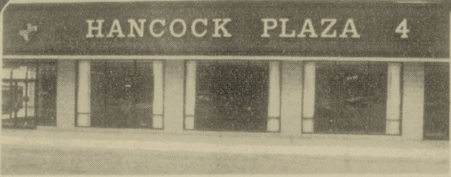 Hancock Plaza 4 front