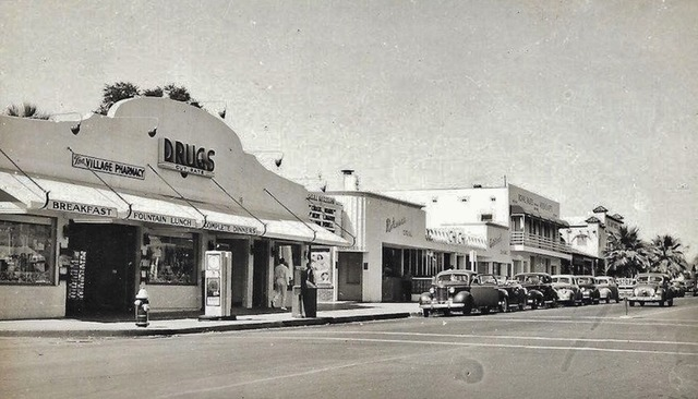 Circa 1940s photo courtesy Barbara Battocchio Brogdon.