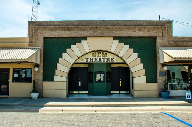 Gem Theatre in 2017 or 2018