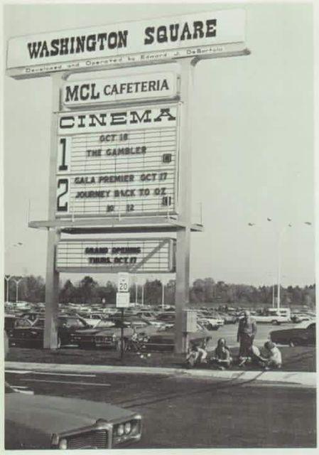 Washington Square Cinemas
