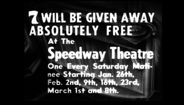 Speedway Theater