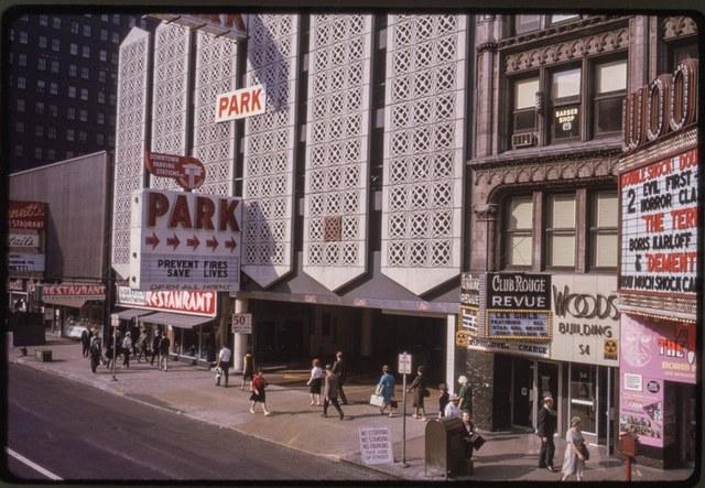 1963 photo credit Richard Nickel, courtesy Ryerson and Burnham, Art Institute of Chicago, via Urban Remains.