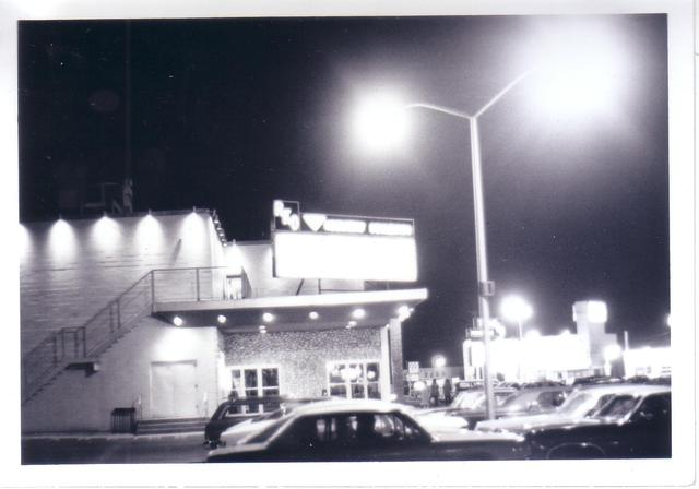 The RKO Twin Theatre in Lawrence (Five Towns) Long Island, New York