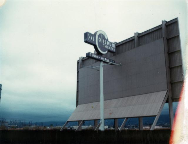 Coliseum Drive-In