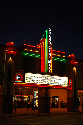 Cobb Grand 10 Cinema