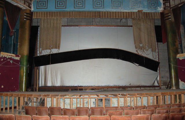 Hollywood Theater - Minneapolis, MN Stage
