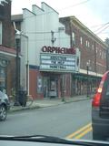 Orpheum Theatre, Saugerties NY, taken on Sept 24, 2011