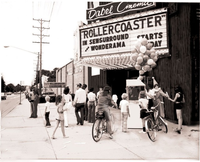 Dabel Theater showing Rollercoaster