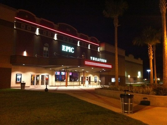 Epic Theatres of Palm Coast