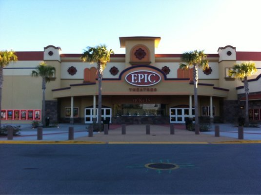 Epic Theatres of St. Augustine