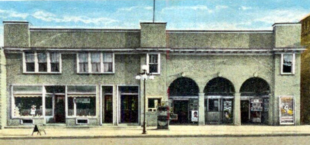 GRAND Theatre; Port Washington, Wisconsin.