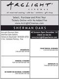 ArcLight Sherman Oaks