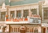 Varsity Theater in the early '70s