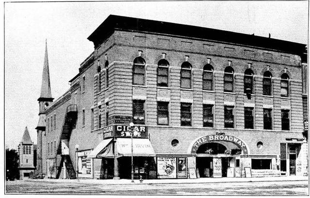 Broadway Twin Theatre