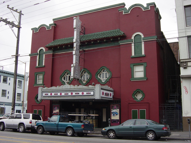 Victoria Theatre in San Francisco, CA - Cinema Treasures